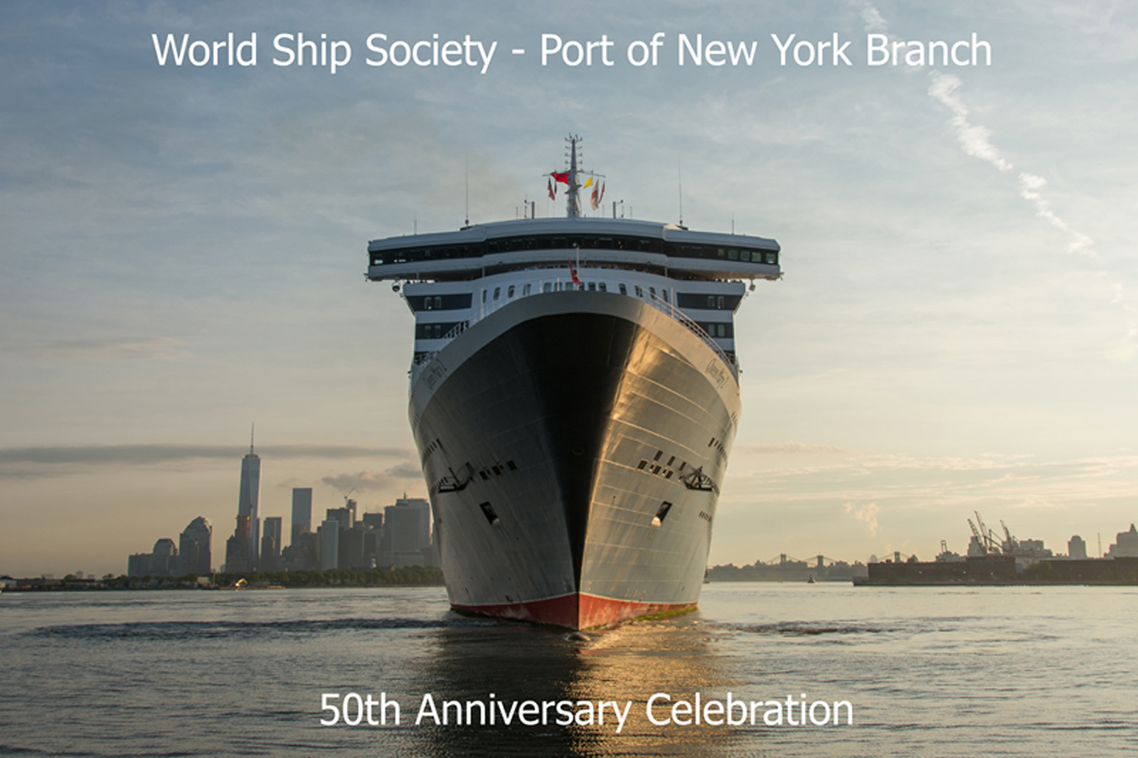 World Ship Society Port of New York